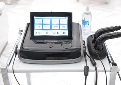●超音波治療器